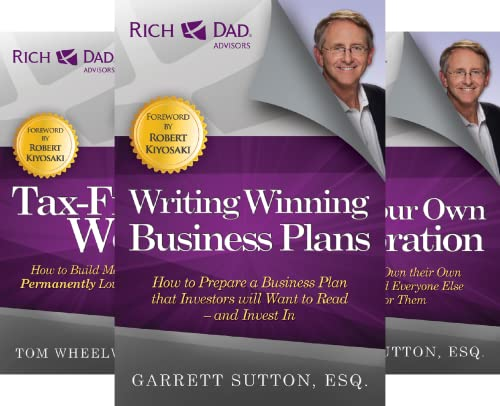 Rich Dad's Advisors (Paperback) (12 Book Series)