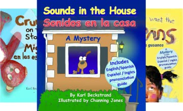 Spanish-English Children's Books (6 Book Series)