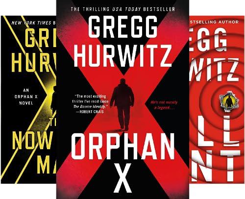 Orphan X (5 Book Series)