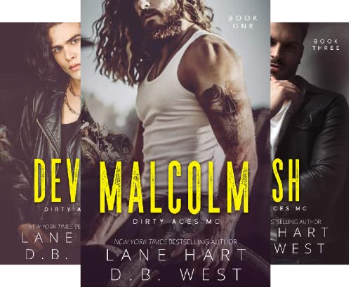 Dirty Aces MC (5 Book Series)