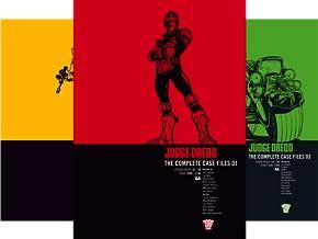 Judge Dredd The Complete Case Files (24 Book Series)