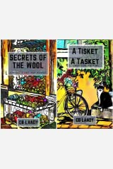 Nettie's Knit Shop Mysteries (2 Book Series) Kindle Edition