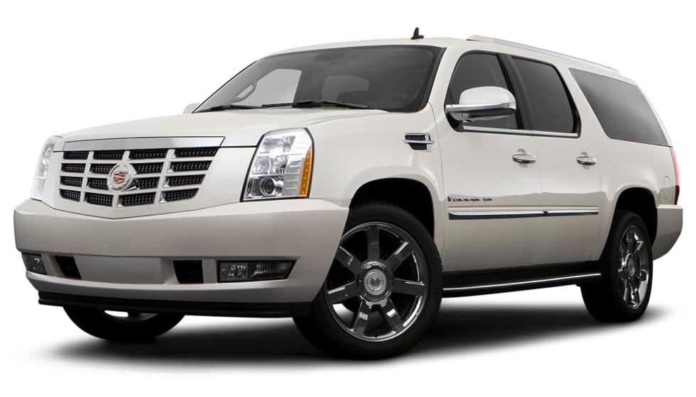 Amazon.com: 2008 Cadillac Escalade ESV Reviews, Images, and Specs ...