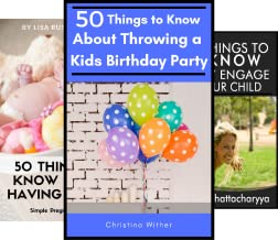 50 Things to Know Parenting (32 Book Series)