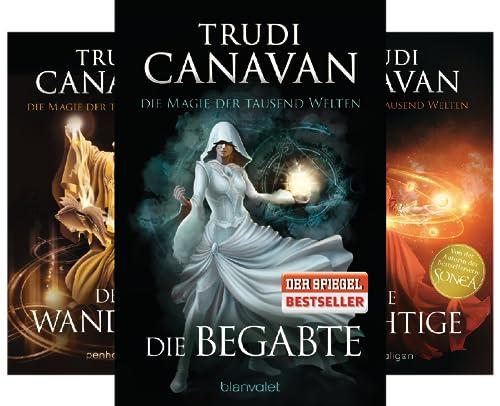 Die Magie der tausend Welten (Reihe in 3 Bänden)