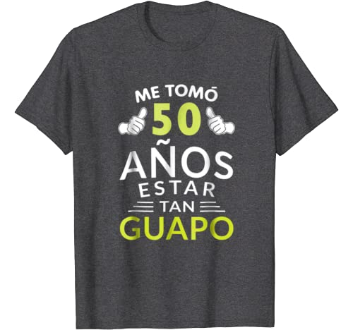 Amazon.com: Mens Hombre Playera Cumpleanos 50 1969 50 Anos ...