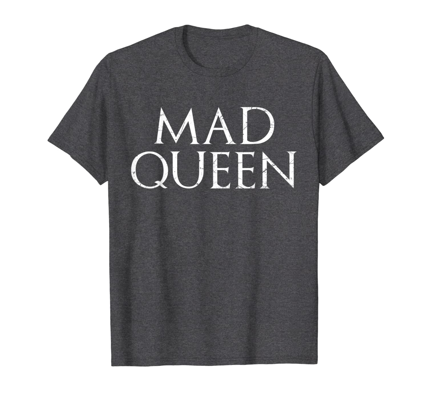 Mad Queen Dragon Riding Crazy Tyrant Pop Culture T-Shirt-TH