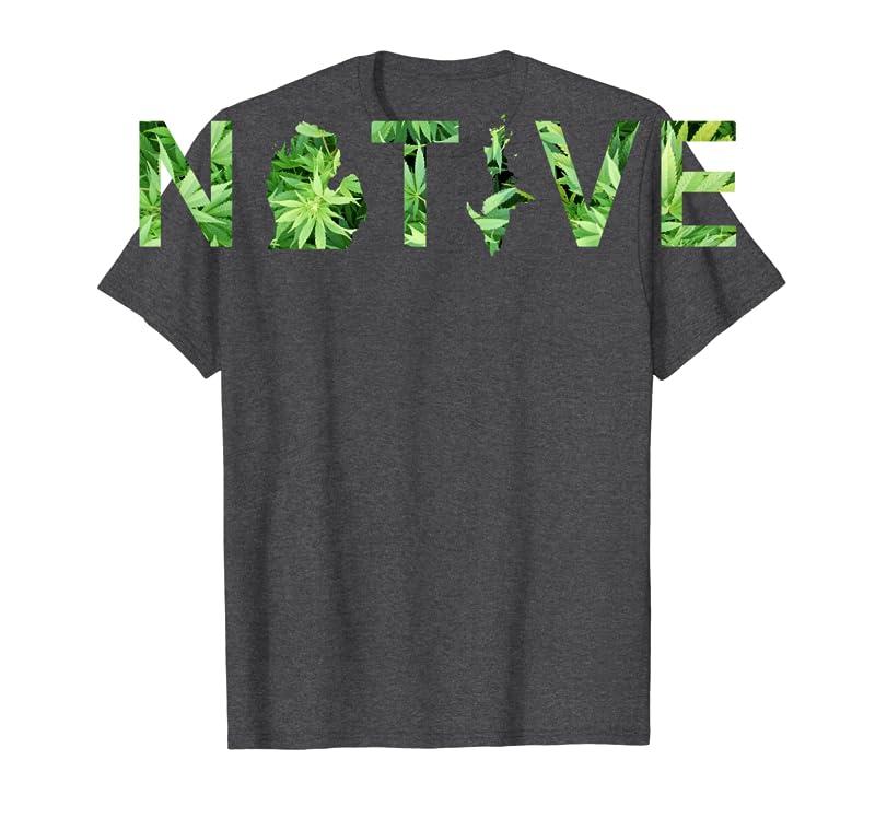 Native Michigander Michigan Marijuana Weed Drug Hoodie Gift Trending Design T Shirt