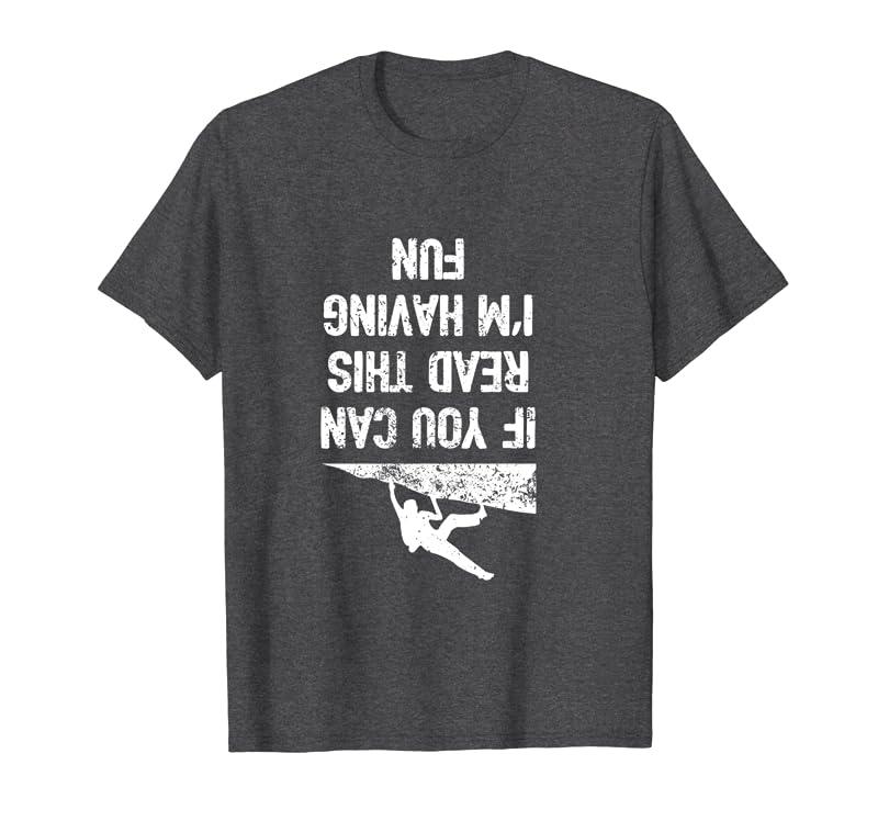 Funny Rock Climbing Tshirt Free Solo Climbing Long Sleeve T-Shirt Gift Trending Design T Shirt