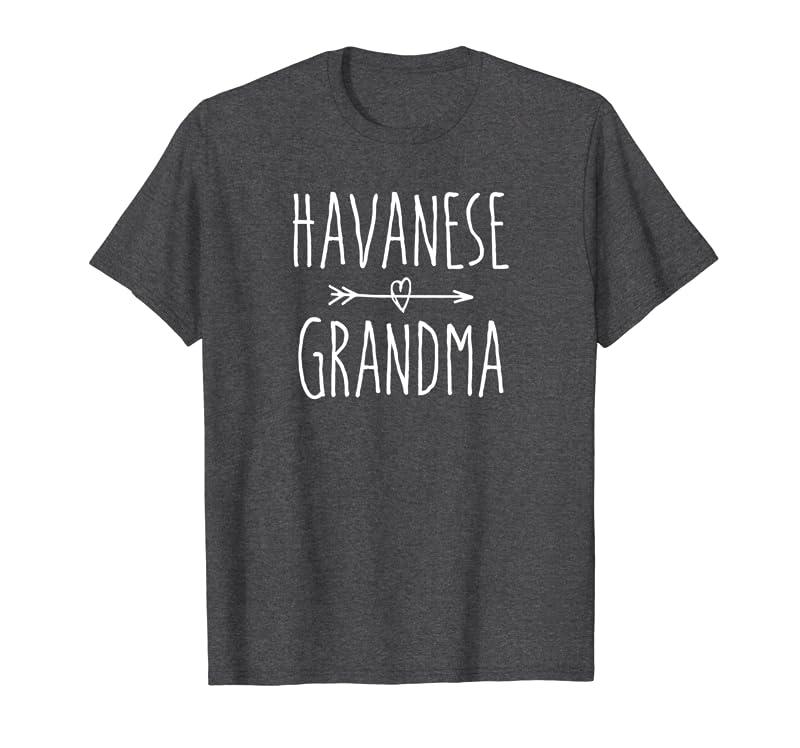 Havanese Grandma Gift Cute Havanese Grandmother Sweatshirt Gift Trending Design T Shirt