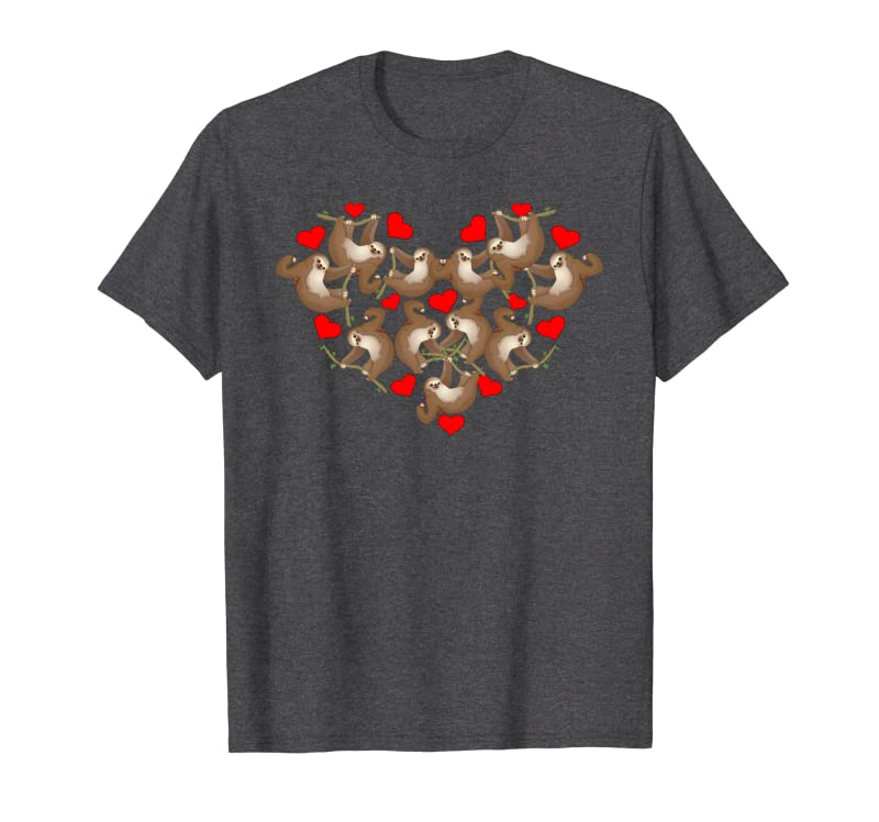 Cute Panda Heart Valentines Day Panda Lovers Christmas Gifts Sweatshirt Gift Trending Design T Shirt