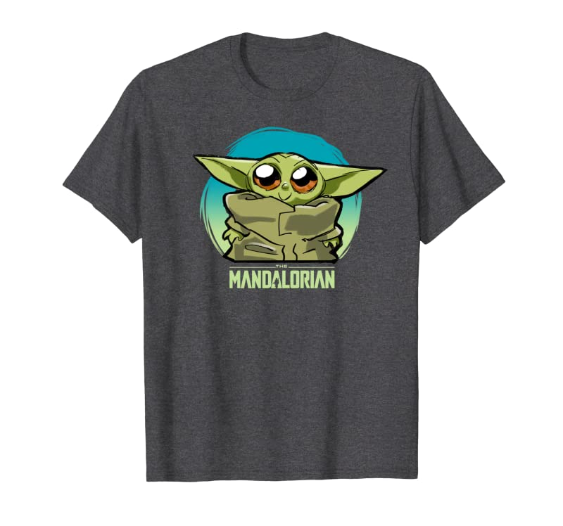 Star Wars The Mandalorian The Child Cute Blue Hue Sweatshirt Gift Trending Design T Shirt