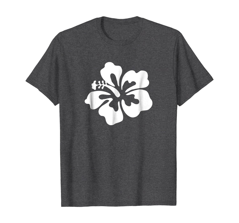 Hawaiian Hibiscus Flower Shirt Hawaii T Shirt
