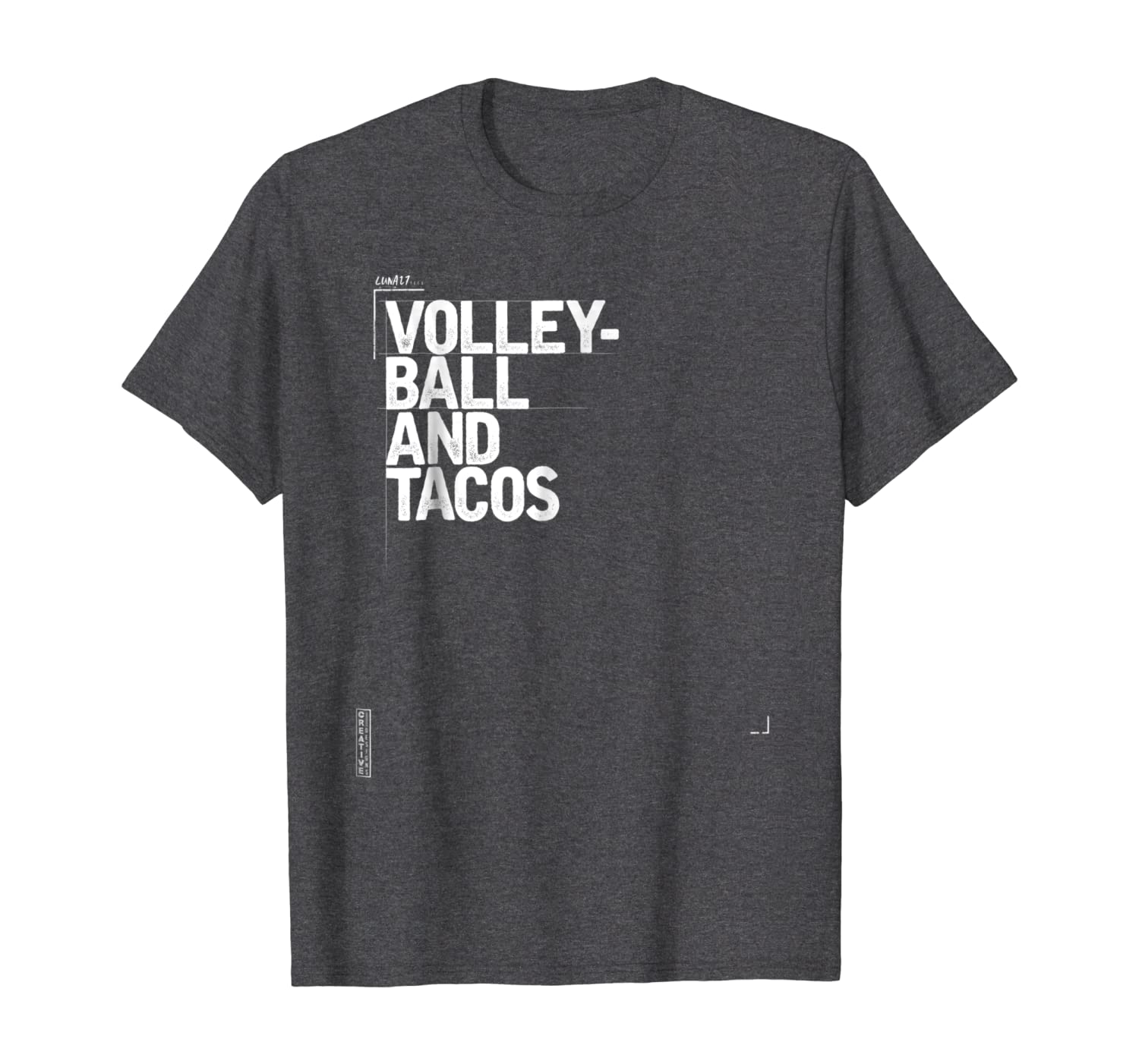 Volleyball And Tacos T-shirt - Taco Lover Tshirts