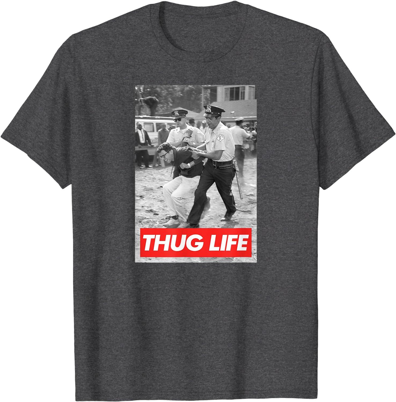 Bernie Sanders resist 2020 Arrest Men/'s T-Shirt