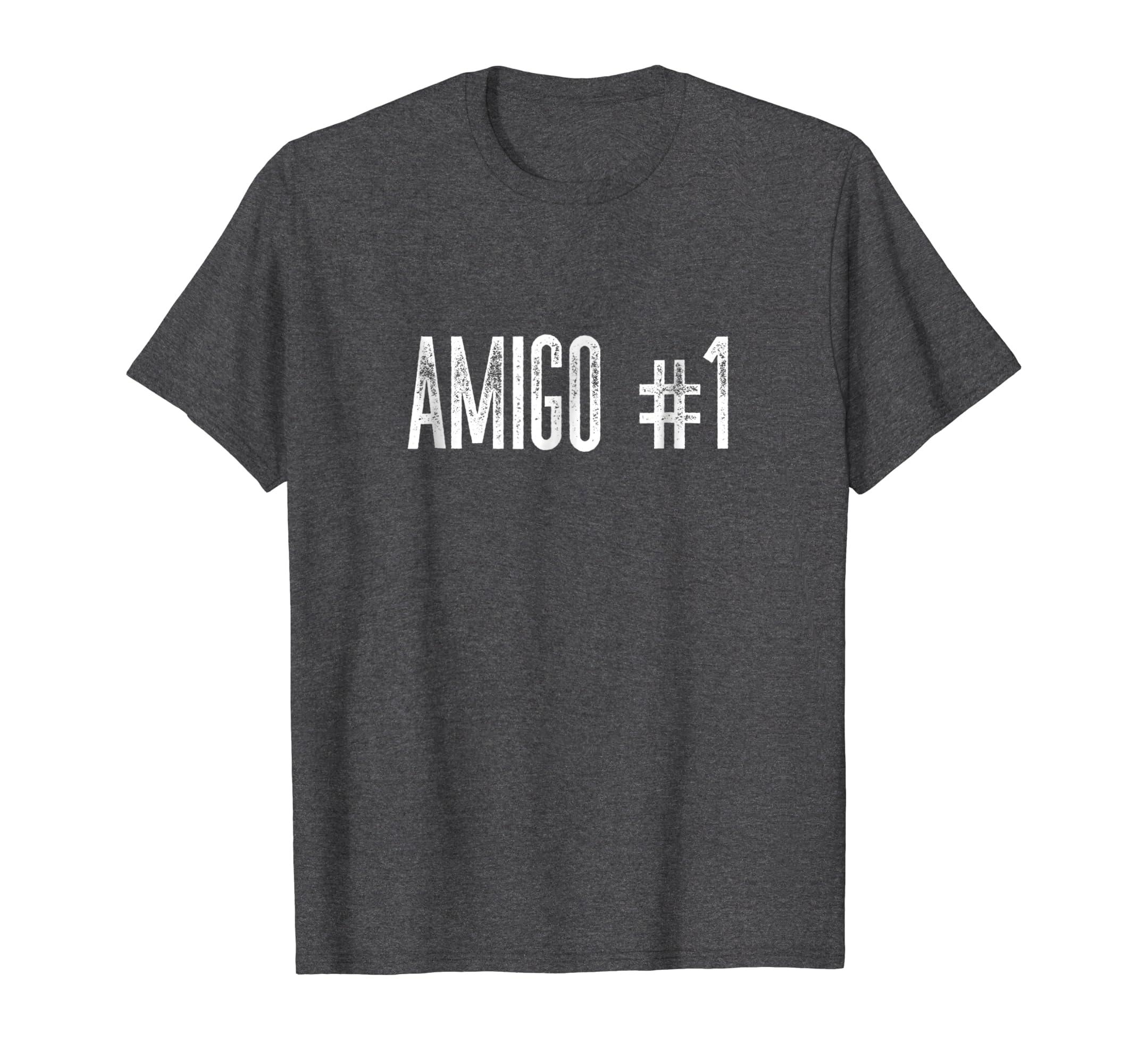 Amigo #1 Funny Halloween Group Costume Idea for Friends-ln