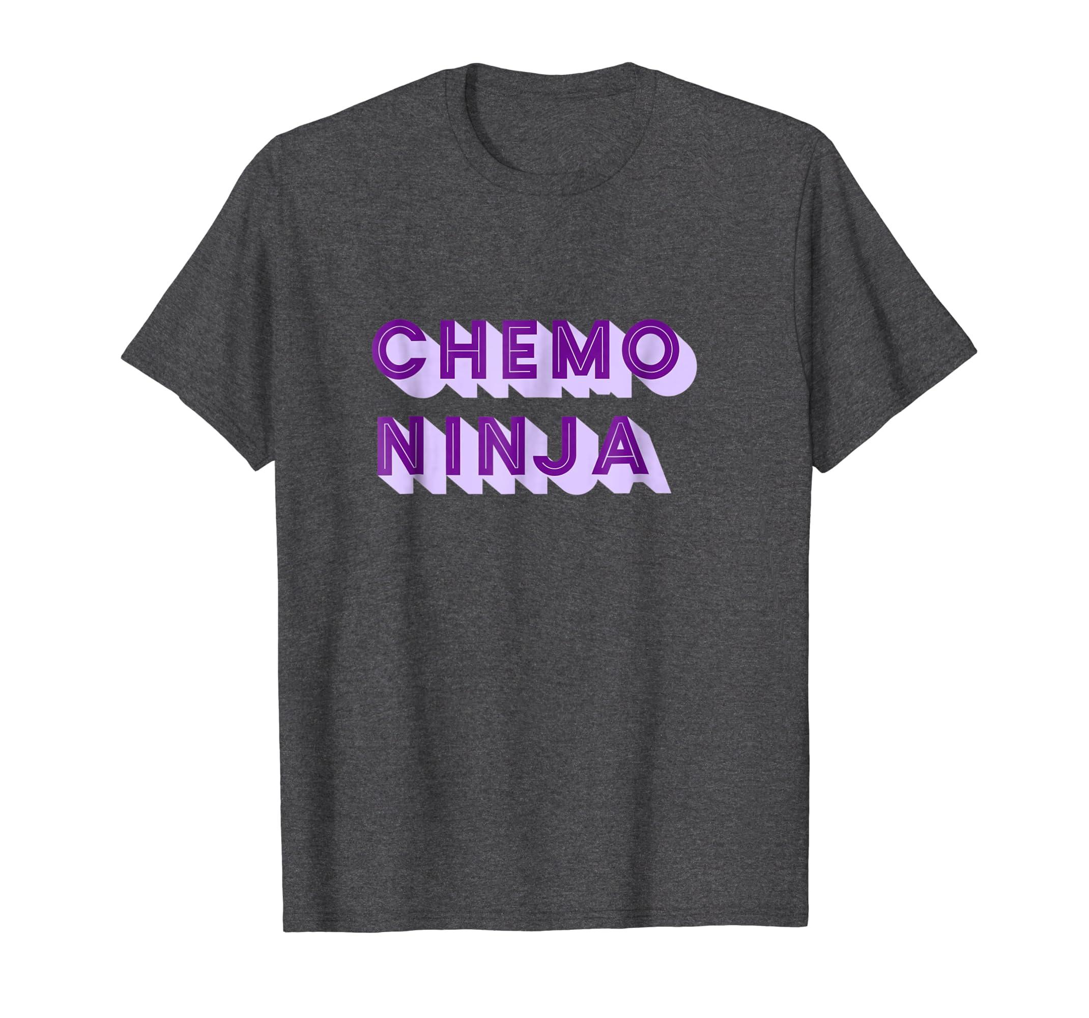 Amazon.com: Chemo Ninja - World Cancer Day Awareness 2019 ...