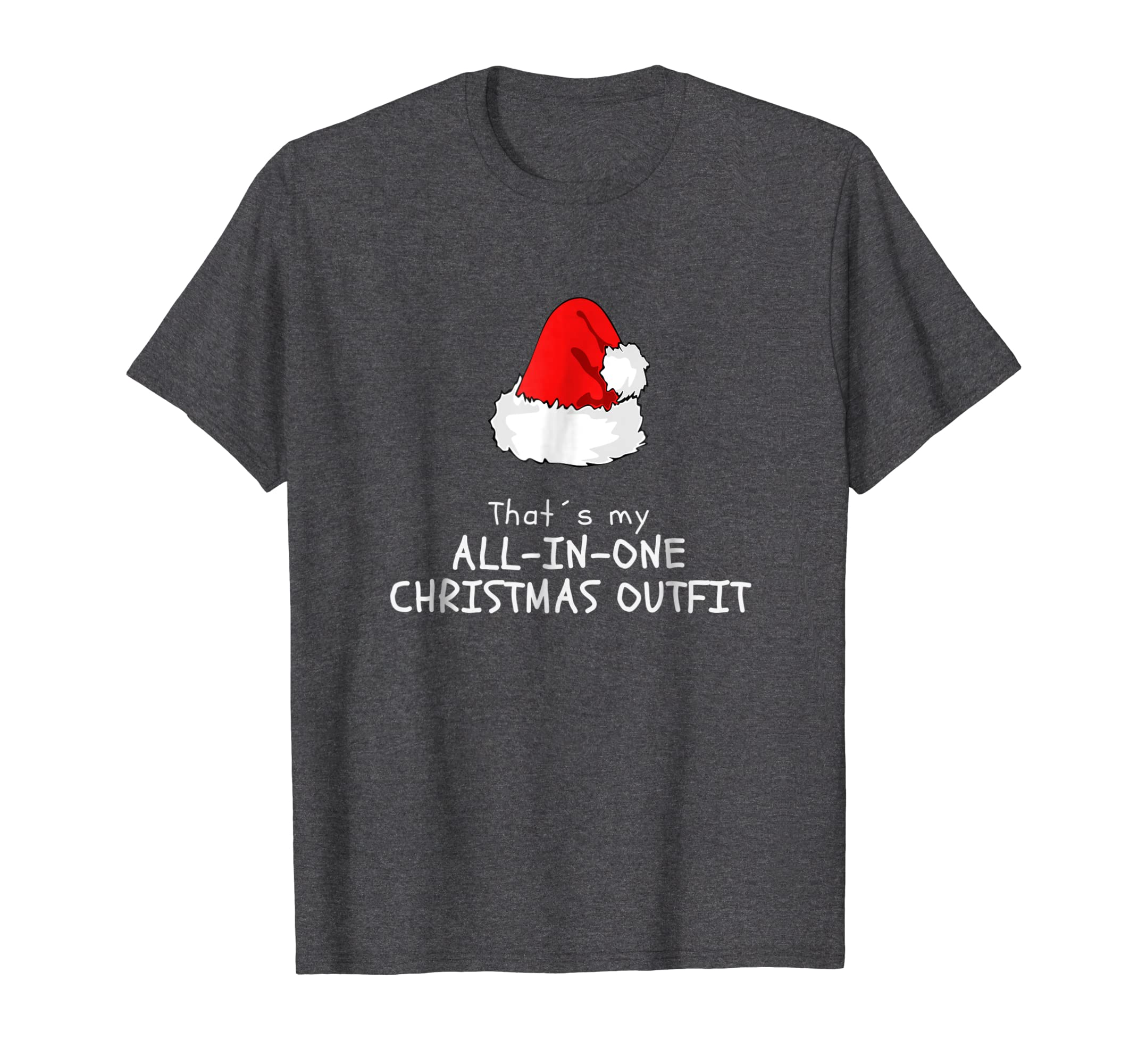All in One Christmas Outfit Funny Gift for Kids Men Women-azvn