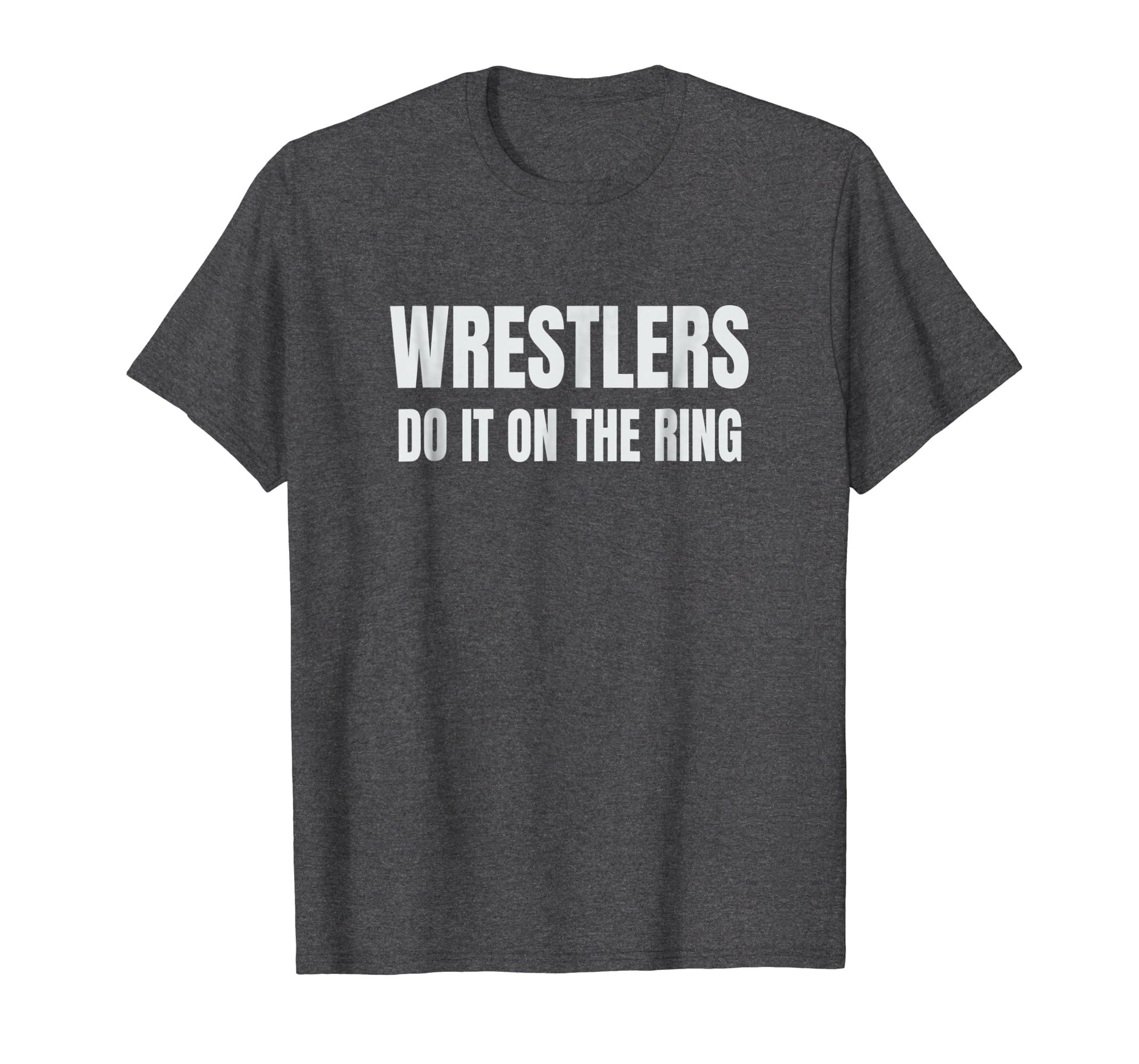 Wrestling Tshirts-SFL