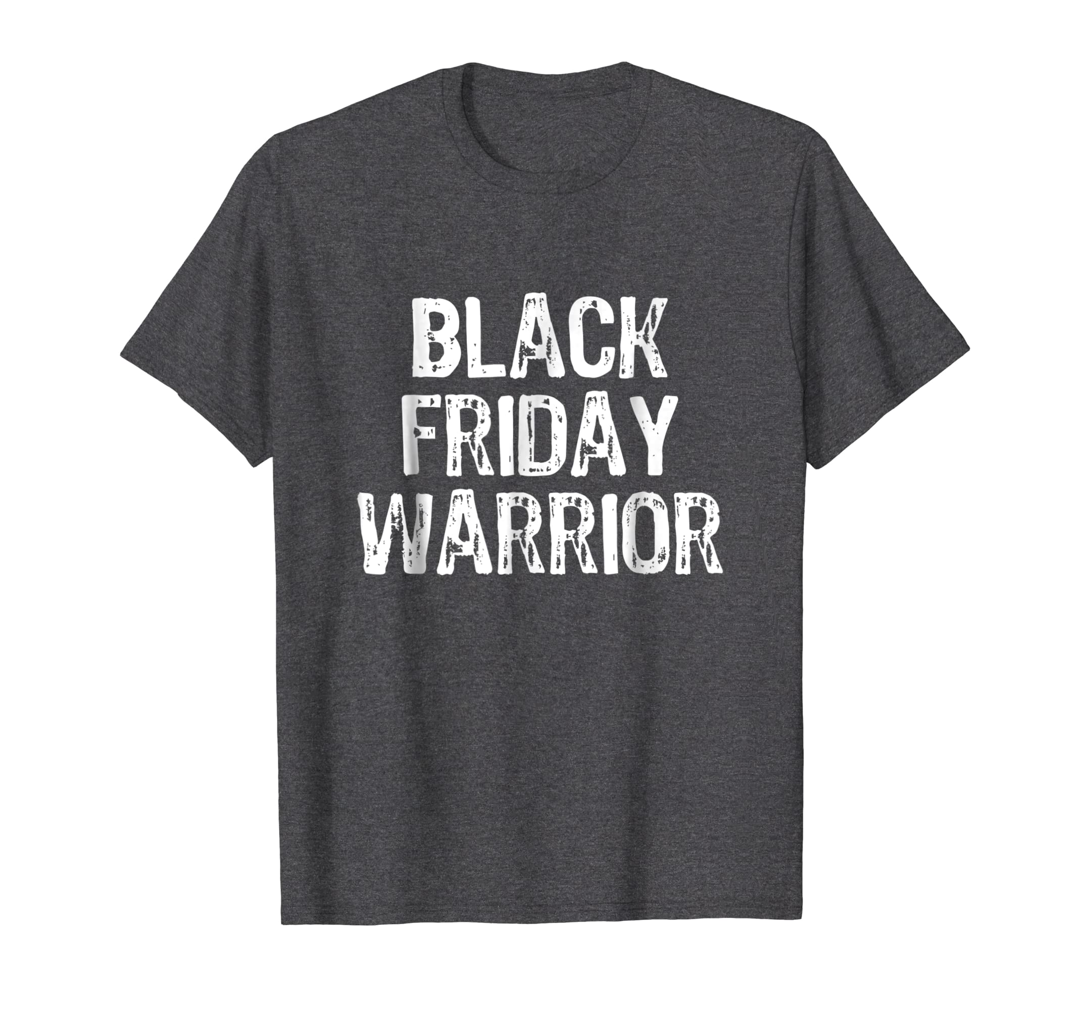 Black Friday Warrior T Shirt-azvn