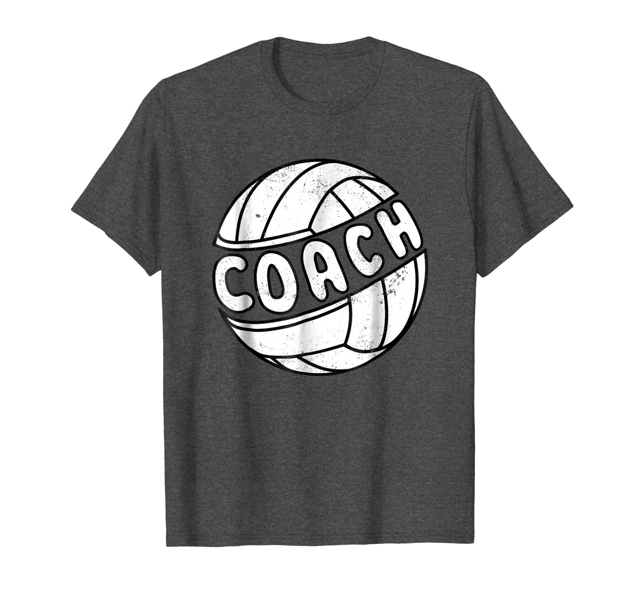 Volleyball Coach T Shirt-ln