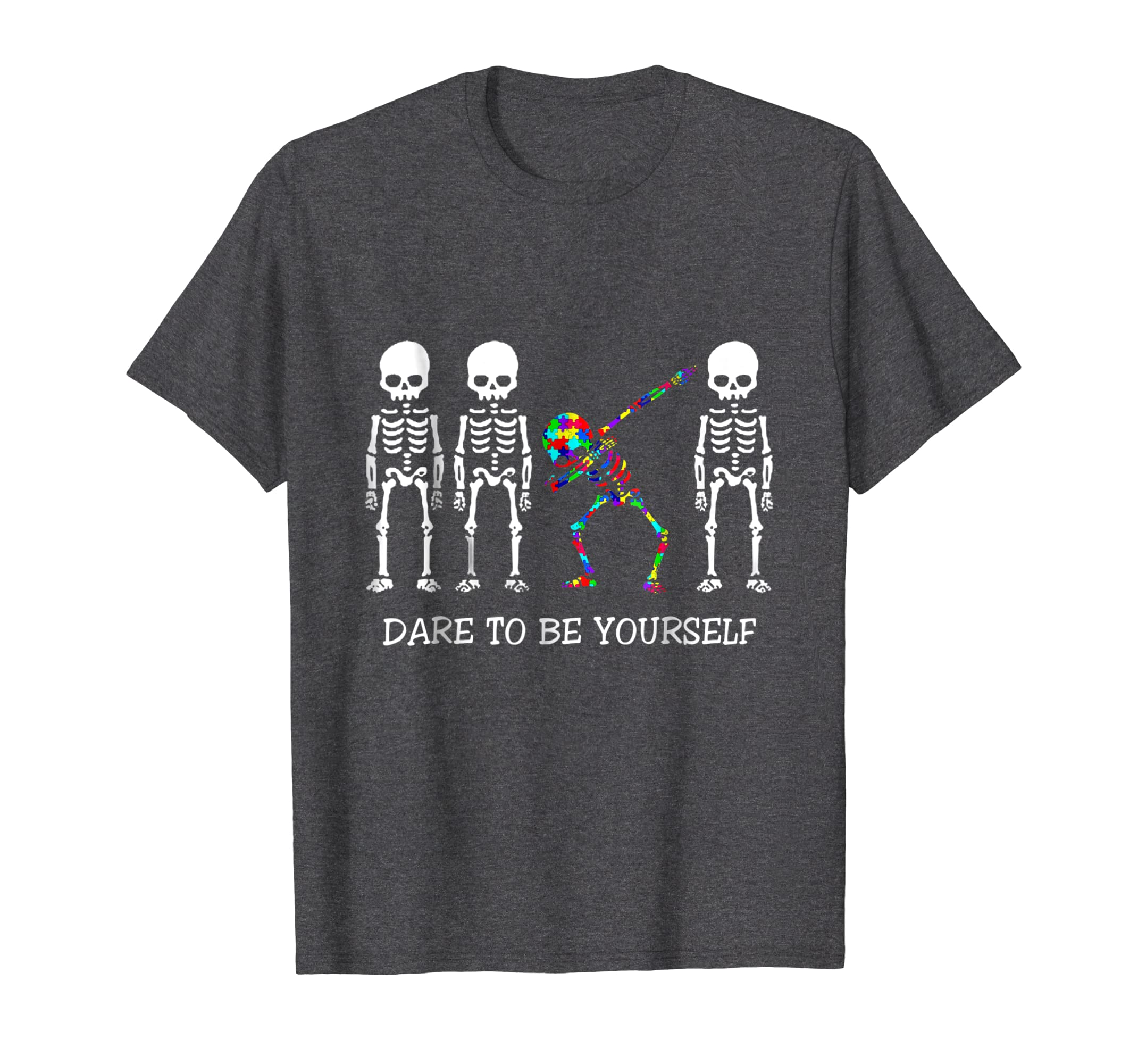 Dare To Be Yourself Tshirt-4LVS