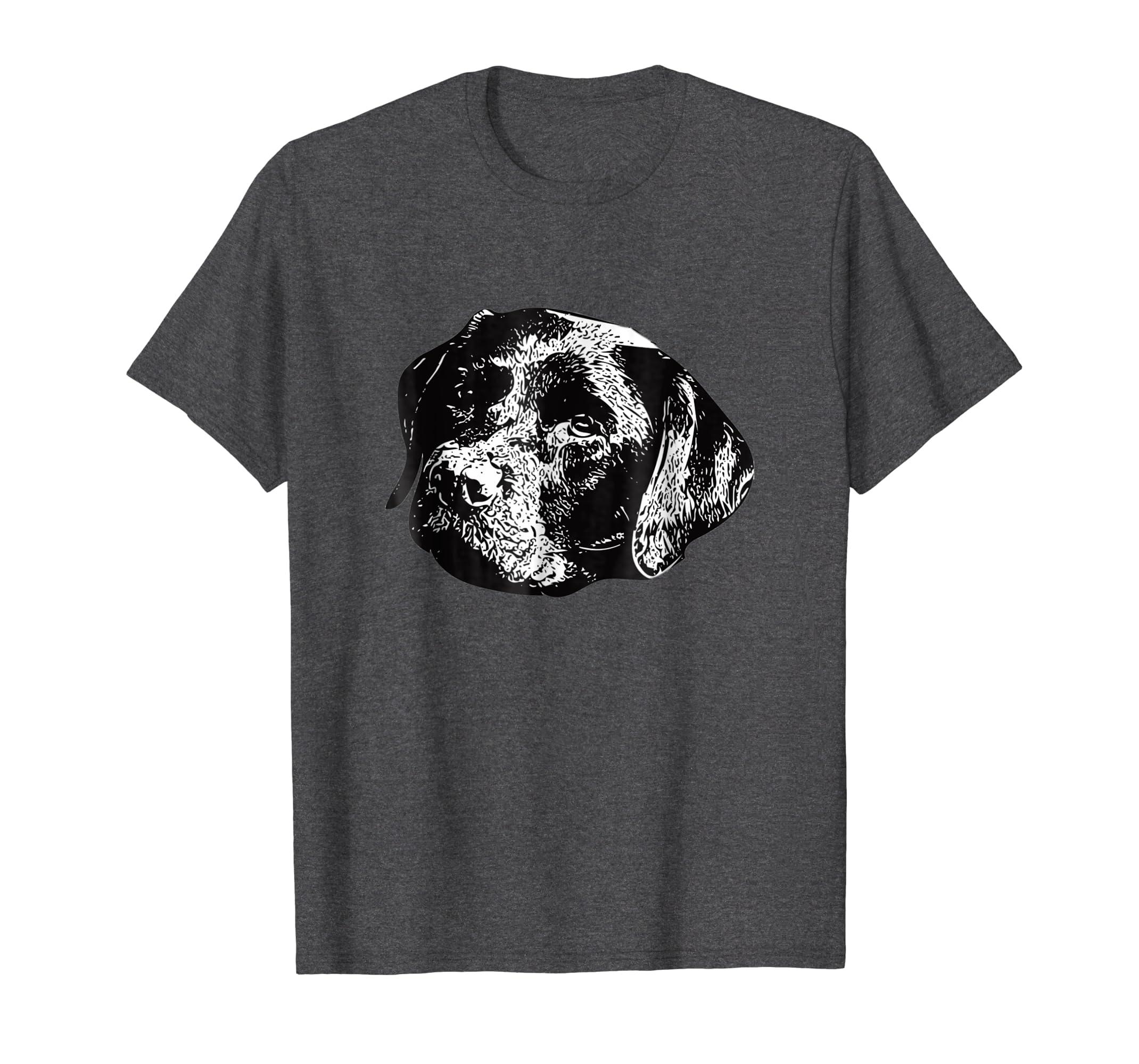 Chocolate Labrador Retriever Shirt-ln