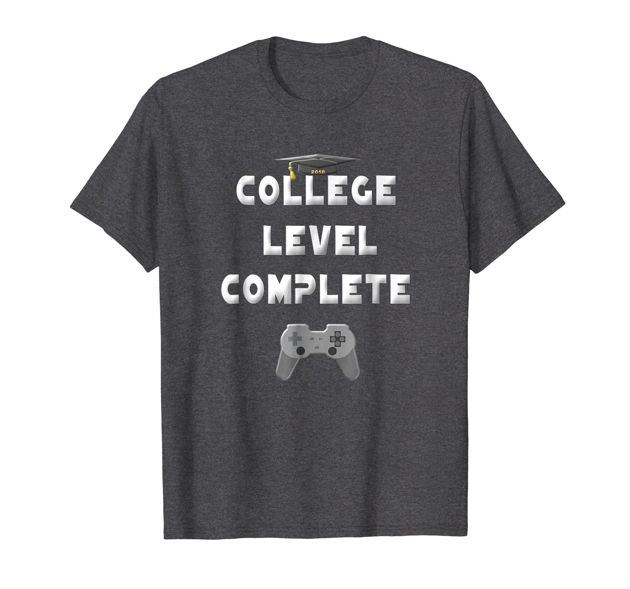 Funny College Graduation Shirt Video Gamer Graduation Gifts-alottee gift