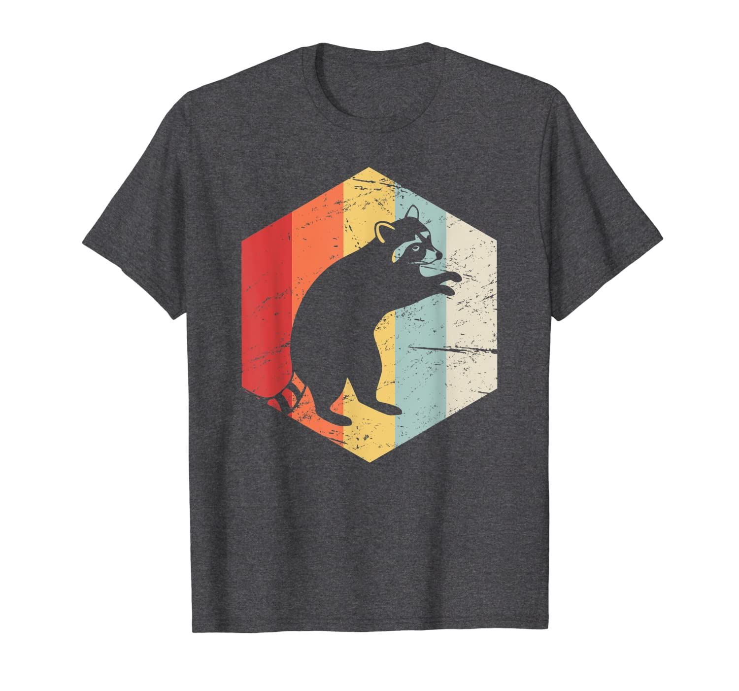 1f092be78d Retro Raccoon T-Shirt