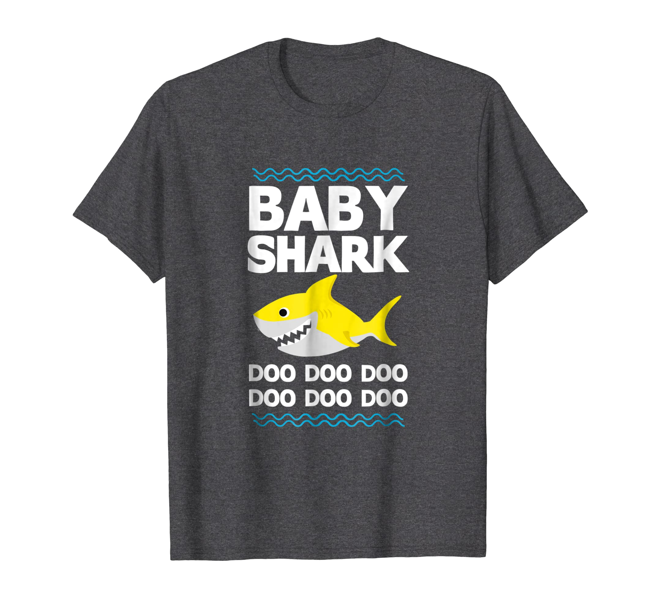 Baby Shark Doo Doo T Shirt Mommy Daddy Brother Kid Tee