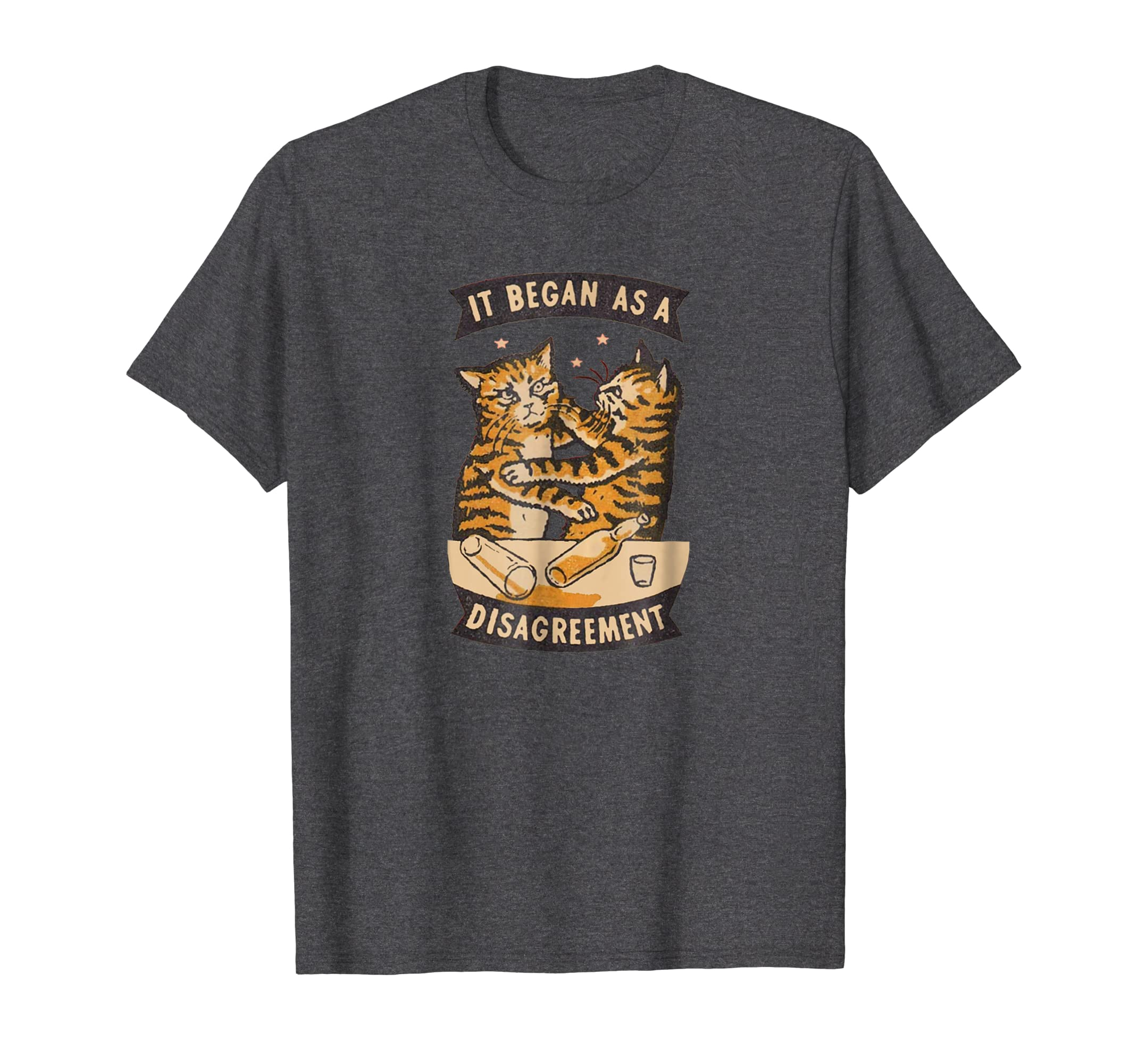 CAT FIGHT T Shirt! Things just escalated.-azvn