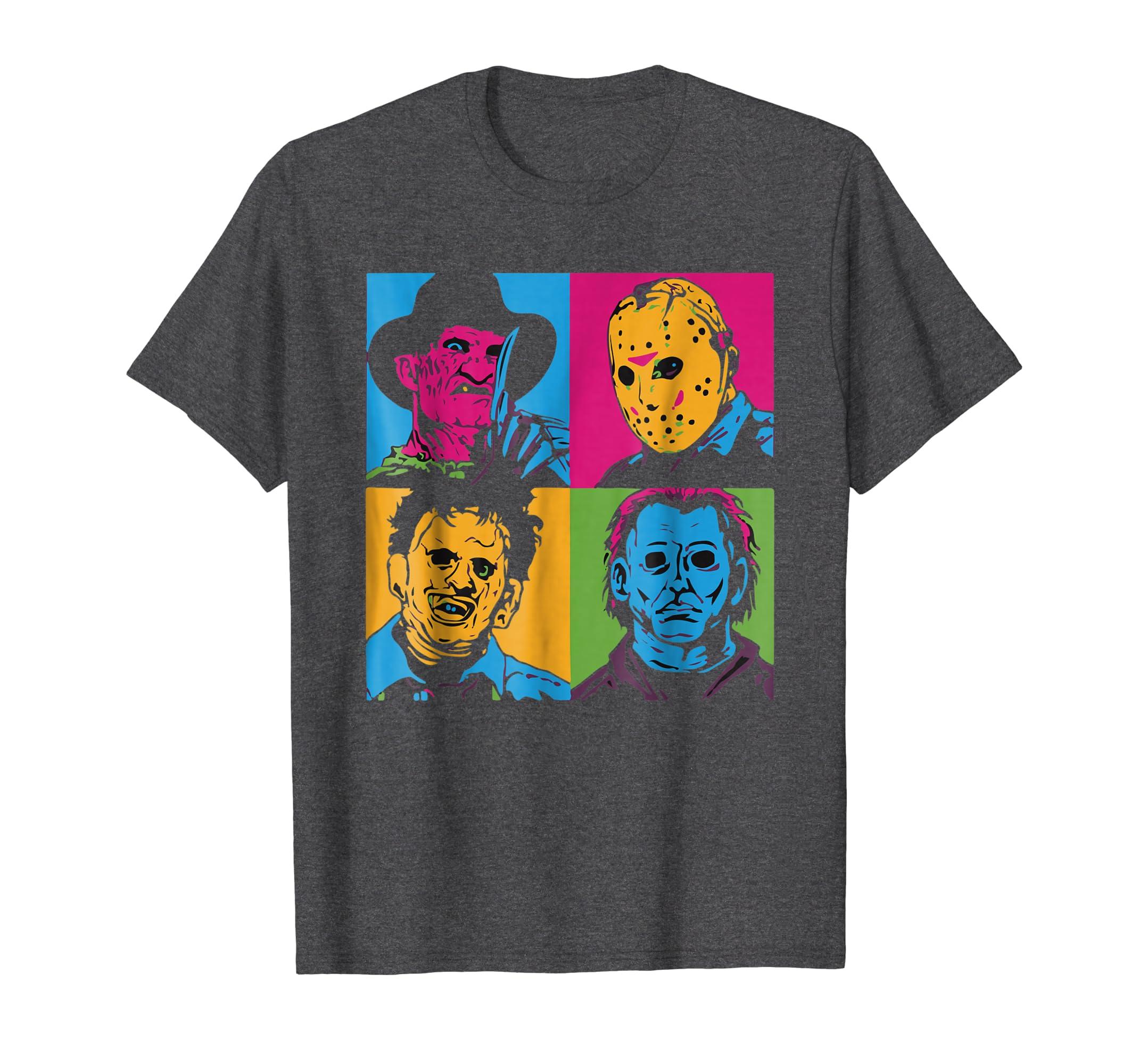 Pop Horror T shirts-Teechatpro