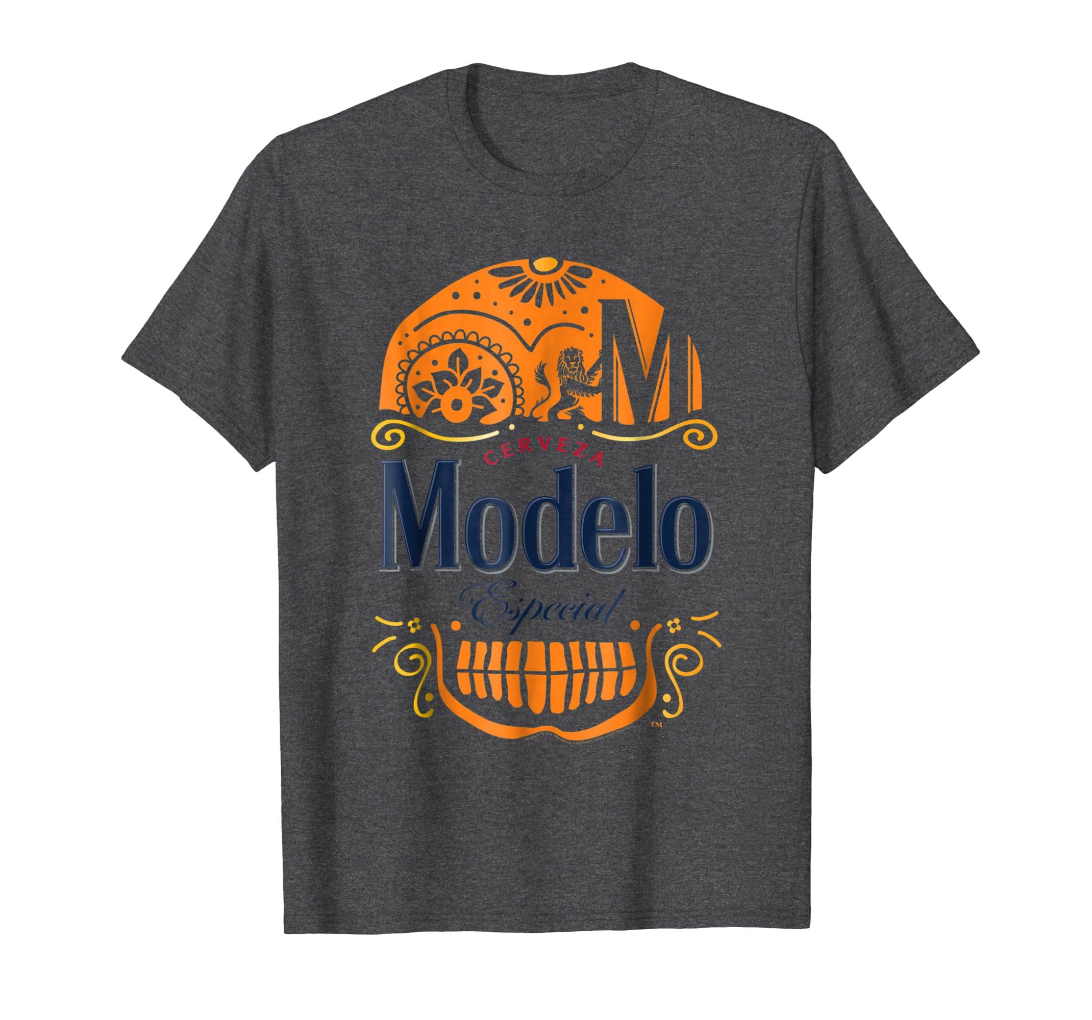 Especial Calavera Multi Color Graphic T Shirt-azvn