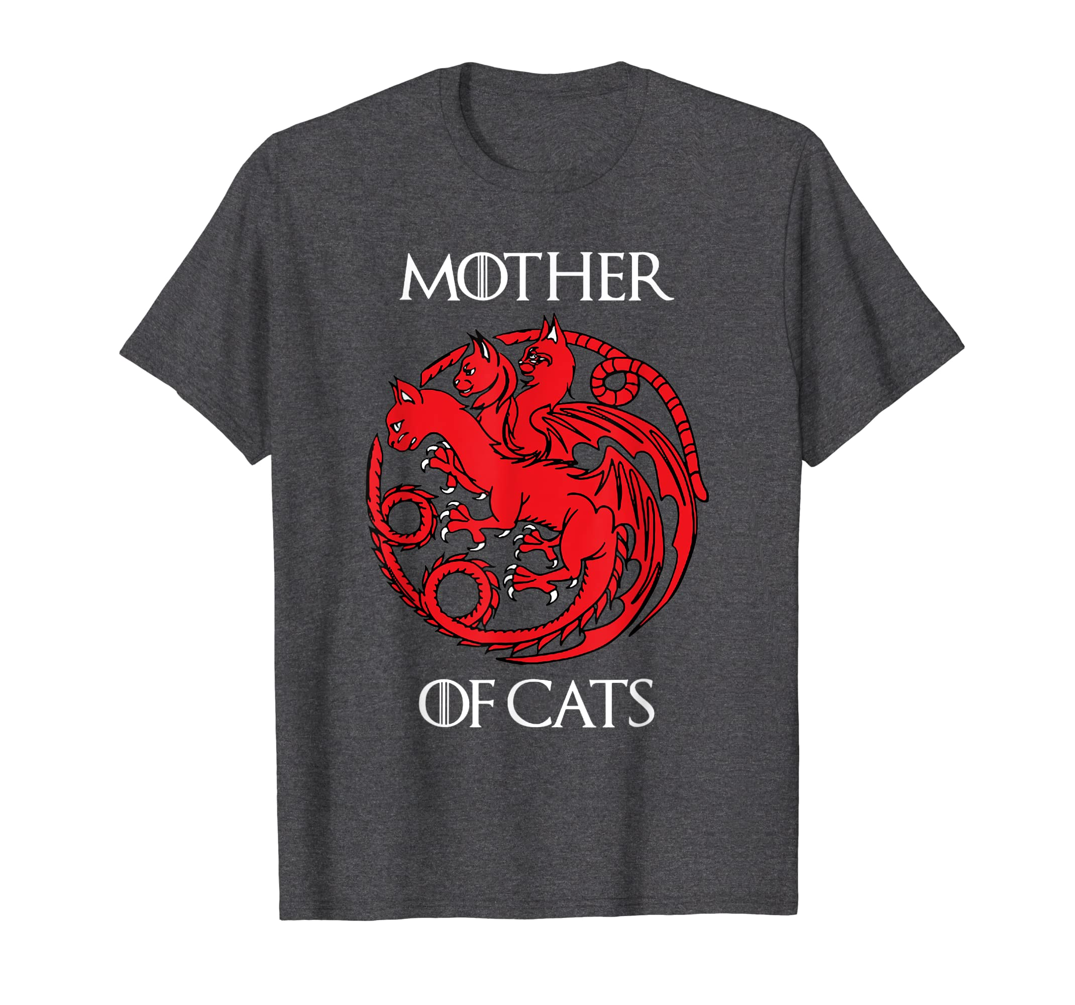 538562420 Amazon.com: Cat Lovers Shirt - Mother of Cats Hot 2019 T-Shirt: Clothing