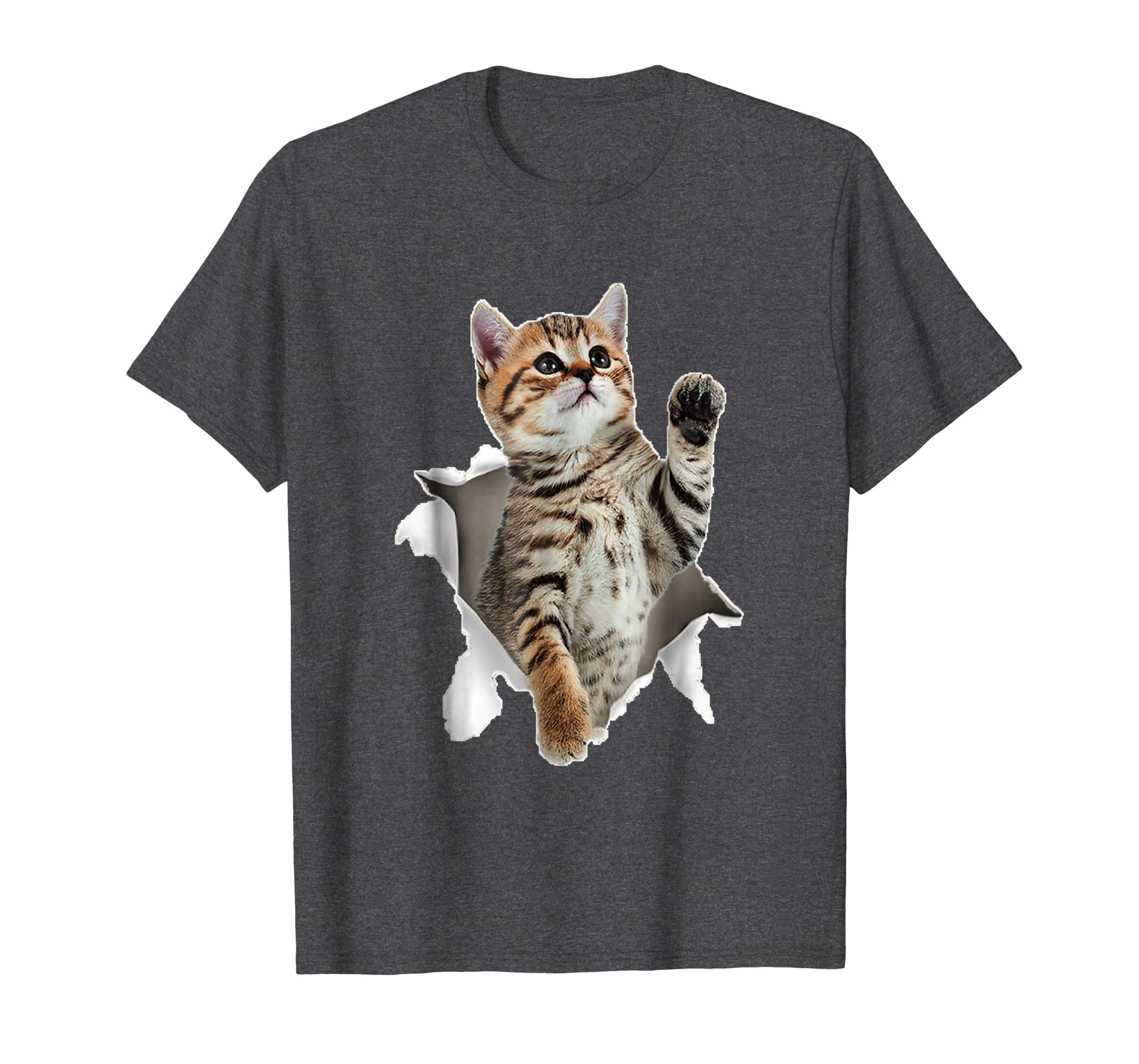 ac500b3e Amazon.com: Golden Bengal Cat Lover T-Shirt Gift For Women Men: Clothing