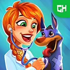 Be the best animal doctor and treat cuddly pets across 6 fun locations Diagnose and cure animals in 19 exciting mini games Prowl through 60 story levels and 30 challenge levels loaded with time management fun Upgrade your clinic to get access to the ...