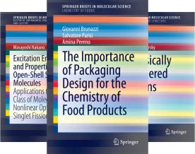 SpringerBriefs in Molecular Science (51-100) (50 Book Series)
