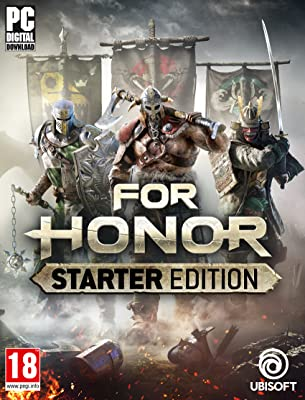 For Honor - Starter Edition [PC Code - Uplay]