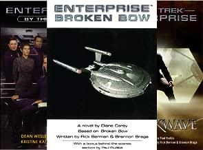 Star Trek: Enterprise (16 Book Series)