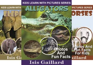 Kids Learn With Pictures (30 Book Series)