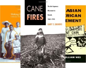 Asian American History and Culture (50 Book Series)