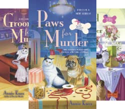 A Pet Boutique Mystery (3 Book Series)