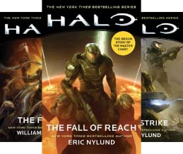 Halo Universe (18 Book Series)