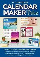 Art Explosion Calendar Maker Deluxe [Download]