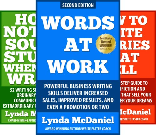 Write Faster Series (3 Book Series)