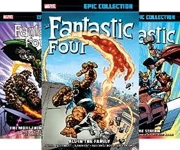 Fantastic Four (1961-1996) (51-58) (8 Book Series)