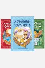 The Adventures of Omicron (4 Book Series) Kindle Edition
