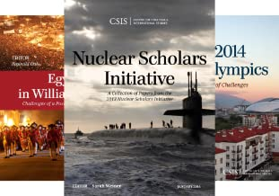 CSIS Reports (50 Book Series)