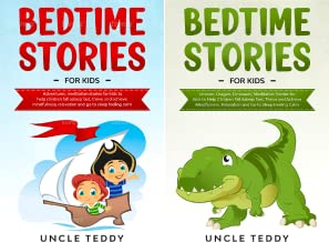 Bedtime Stories For Kids (2 Book Series)