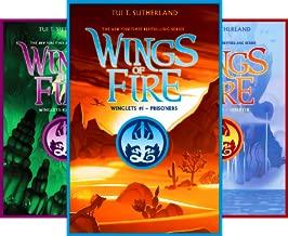 Wings of Fire: Winglets (4 Book Series)